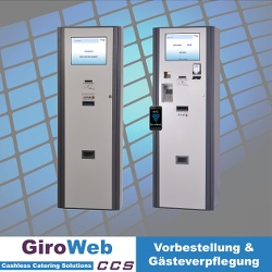 GiroWeb pre-ordering and guest systems