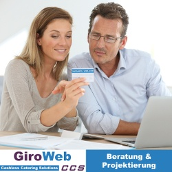 GiroWeb Leistungsbereich Beratung, Projektierung, Planung & Konzeption