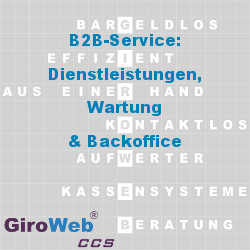 GV Glossar & Lexikon | Themen-Bereich B2B-Service: Dienstleistungen - Wartung - Backoffice