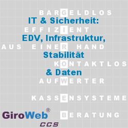 GV Glossar & Lexikon | Themen-Bereich IT & Sicherheit: EDV - Infrastruktur - Stabilität - Daten