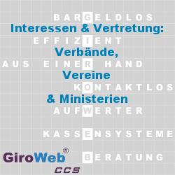GiroWeb GV Glossar & Lexikon: Interessen & Vertretung | Verbände - Vereine - Ministerien