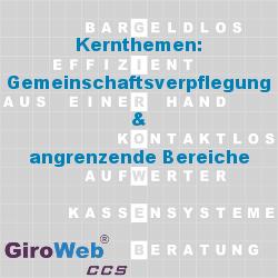 GiroWeb GV Glossar & Lexikon: Catering & GV | Betriebsgastronomie - Schulverpflegung - angrenzende Bereiche