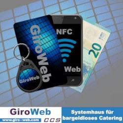 GiroWeb Karten Medien bargeldloses Bezahlen Gemeinschaftsverpflegung