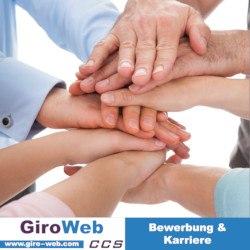 Bewerbung & Karriere @ GiroWeb-Team