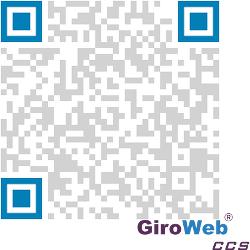 GiroWeb Definition & Erklärung: Bargeldloser Zahlungsverkehr | QR-Code FAQ-URL