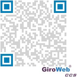 GiroWeb Definition & Erklärung: Chipkartenleser (Terminal) | QR-Code FAQ-URL