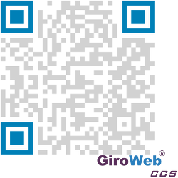 GiroWeb Definition & Erklärung: Durchschnitts-Bon | QR-Code FAQ-URL