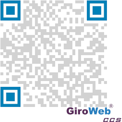 GiroWeb Definition & Erklärung: Elektronische Geldbörse | QR-Code FAQ-URL