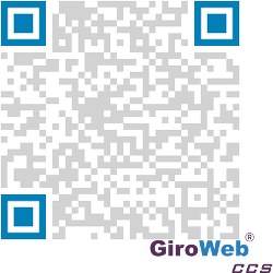 GiroWeb Definition & Erklärung: GUI (Benutzeroberfläche) | QR-Code FAQ-URL