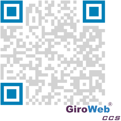 GiroWeb Definition & Erklärung: IN FORM | QR-Code FAQ-URL