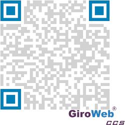 GiroWeb Definition & Erklärung: Kreditkarten-Akzeptanz-Vertrag | QR-Code FAQ-URL