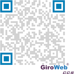 GiroWeb Definition & Erklärung: SAM (System Authorisation Media) | QR-Code FAQ-URL