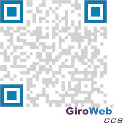 GiroWeb Definition & Erklärung: Selbstbedienungs- / SB-Terminal | QR-Code FAQ-URL