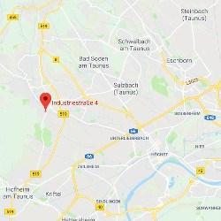 GiroWeb Deutschland - Regionalgesellschaft Mitte: Anfahrt Kelkheim (Hessen)