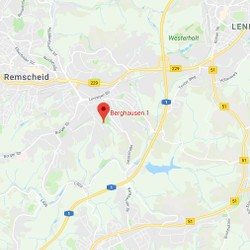 GiroWeb Deutschland - Regionalgesellschaft West: Anfahrt Remscheid (NRW)