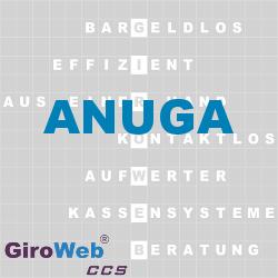 GiroWeb FAQ für Gemeinschaftsverpflegung (GV) & Catering: Was ist die ANUGA?