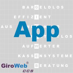 GiroWeb FAQ für Gemeinschaftsverpflegung (GV) & Catering: Was ist eine App? Was ist eine Anwendungssoftware?