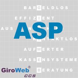 GiroWeb FAQ für Gemeinschaftsverpflegung (GV) & Catering: Was ist ASP? Was ist Application Service Providing?