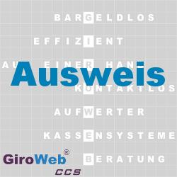 GiroWeb FAQ für Gemeinschaftsverpflegung (GV) & Catering: Was ist ein Ausweis?