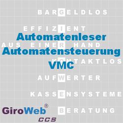 GiroWeb FAQ für Gemeinschaftsverpflegung (GV) & Catering: Was ist ein Automatenleser? Was ist eine Automatensteuerung?