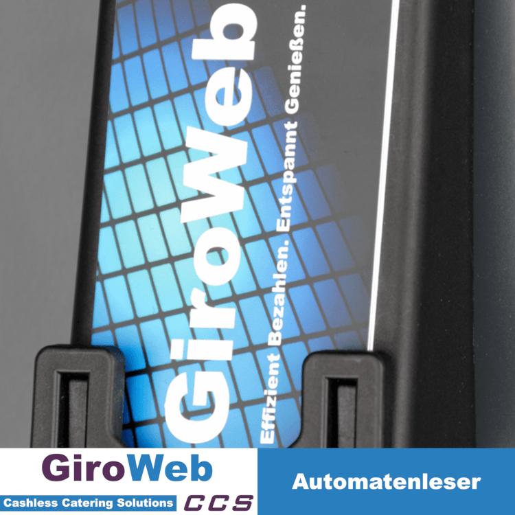 GiroWeb-FAQ in der Praxis: Automatenleser mit Chipkarte