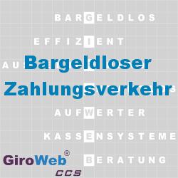GiroWeb FAQ für Gemeinschaftsverpflegung (GV) & Catering: Was ist bargeldloser Zahlungsverkehr?