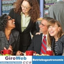 GiroWeb: Lösungen für bargeldlose Betriebsgastronomie (Business Catering)