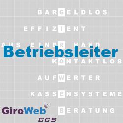 GiroWeb FAQ für Gemeinschaftsverpflegung (GV) & Catering: Was ist ein Betriebsleiter?