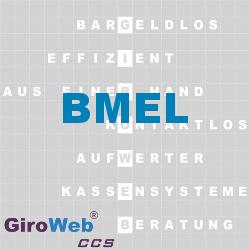 GiroWeb FAQ für Gemeinschaftsverpflegung (GV) & Catering: Was ist das BMEL?