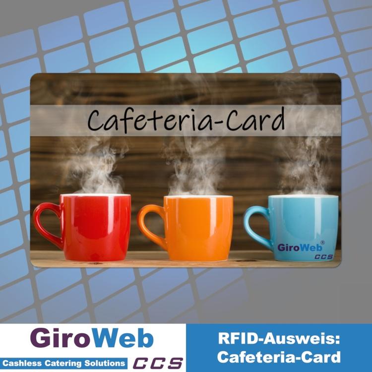 GiroWeb-FAQ in der Praxis: Cafeteria-Card