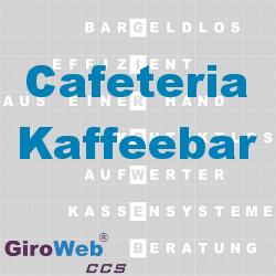 GiroWeb FAQ für Gemeinschaftsverpflegung (GV) & Catering: Was ist eine Cafeteria? Was ist eine Kaffeebar?