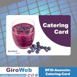 Kartenbeispiel: Chipkarten-Ausweise - Catering-Card