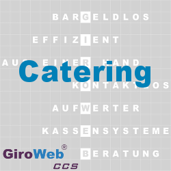 GiroWeb FAQ für Gemeinschaftsverpflegung (GV) & Catering: Was ist Catering?