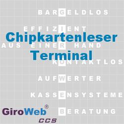 GiroWeb FAQ für Gemeinschaftsverpflegung (GV) & Catering: Was ist ein Chipkartenleser?