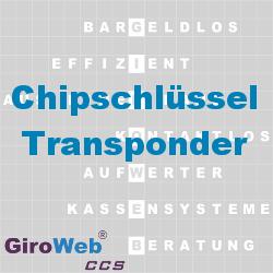 GiroWeb FAQ für Gemeinschaftsverpflegung (GV) & Catering: Was ist ein Chipschlüssel? Was ist ein Transponder?