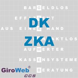 GiroWeb FAQ für Gemeinschaftsverpflegung (GV) & Catering: Was ist die Deutsche Kreditwirtschaft?