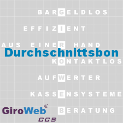 Durchschnittsbon-GiroWeb-Glossar-Lexikon-GV-Gemeinschaftsverpflegung