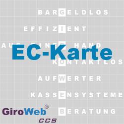 GiroWeb FAQ für Gemeinschaftsverpflegung (GV) & Catering: Was ist eine EC-Karte?