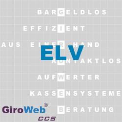 GiroWeb FAQ für Gemeinschaftsverpflegung (GV) & Catering: Was ist ELV?