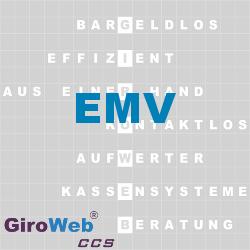 GiroWeb FAQ für Gemeinschaftsverpflegung (GV) & Catering: Was ist EMV?
