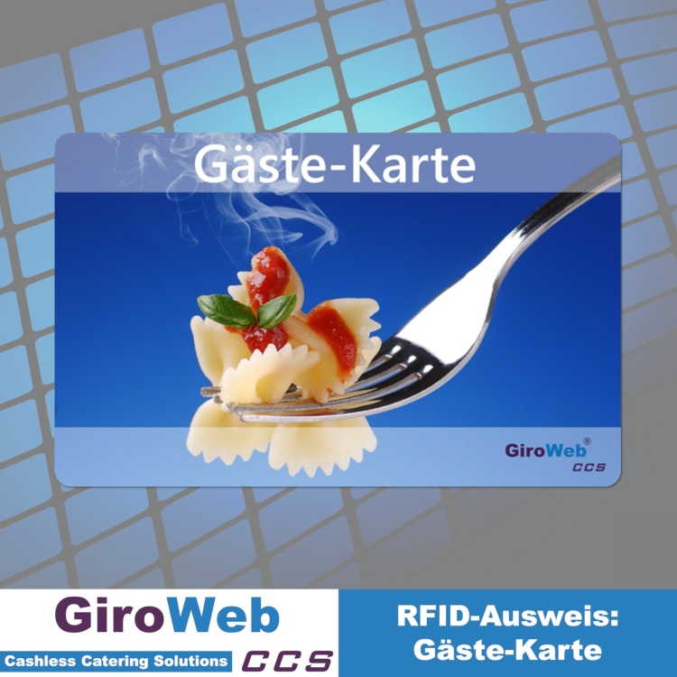 GiroWeb-FAQ in der Praxis: Gästekarte