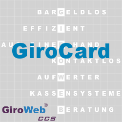GiroWeb FAQ für Gemeinschaftsverpflegung (GV) & Catering: Was ist GiroCard?