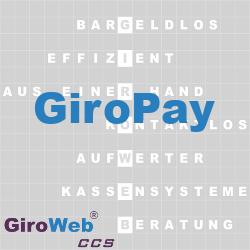 GiroWeb FAQ für Gemeinschaftsverpflegung (GV) & Catering: Was ist GiroPay?