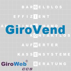 GiroWeb FAQ für Gemeinschaftsverpflegung (GV) & Catering: Was ist GiroVend?