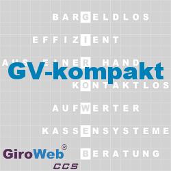 GiroWeb FAQ für Gemeinschaftsverpflegung (GV) & Catering: Was ist GV-kompakt?