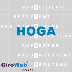 GiroWeb FAQ für Gemeinschaftsverpflegung (GV) & Catering: Was ist die HOGA?