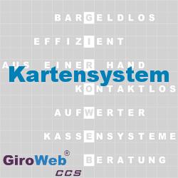 GiroWeb FAQ für Gemeinschaftsverpflegung (GV) & Catering: Was ist ein Karten-System?