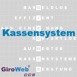 GiroWeb FAQ für Gemeinschaftsverpflegung (GV) & Catering: Was ist ein Kassensystem?