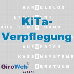 GiroWeb FAQ für Gemeinschaftsverpflegung (GV) & Catering: Was ist KiTa-Verpflegung?