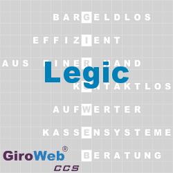 GiroWeb FAQ für Gemeinschaftsverpflegung (GV) & Catering: Was ist Legic?